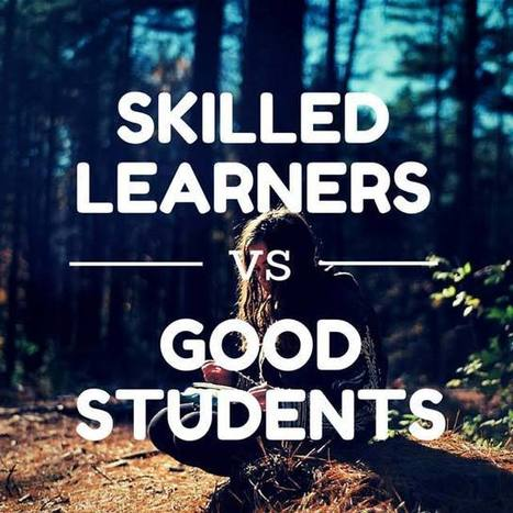 The Difference Between Skilled Learners and Good Students - InformED | Jotakin aivan muuta | Scoop.it