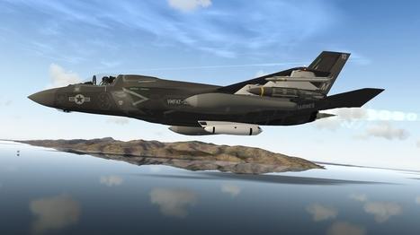 F-35B Lightning II for X-Plane 9 & 10 | Microsimulation | Scoop.it