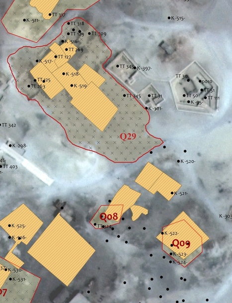 ARCE's Qurna Site Improvement project (QSI) | Egyptology and Archaeology | Scoop.it