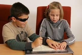 El iPad podría ayudar a niños con discapacidad visual   Discapacidad   Scoop.it