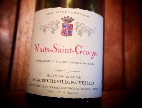 Nuits-Saint-Georges del Domaine Chevillon-Chezeaux: due millesimi a confronto (2012 e 2011) - Into the Wine   Into the Wine   Scoop.it