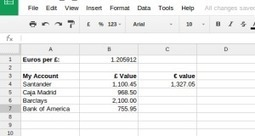 Referencing Cells in Google Sheets | iGeneration - 21st Century Education | Scoop.it