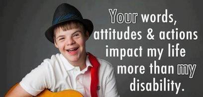Le poids des mots :  réflexion autour de la notion de « situation de Handicap » | Handicaps invisibles | Scoop.it