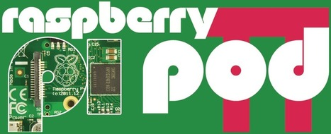 Raspberry PiPod | Raspberry Pi | Scoop.it