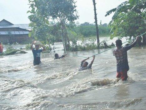 Flood, landslide death toll rises in Nepal | Risques naturels et technologiques infos | Scoop.it