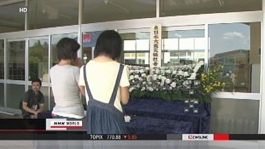[Eng] Les habitants de Kesennuma marquent le 5ème mois écoulé depuis le 11 mars | NHK WORLD English (+vidéo) | Japon : séisme, tsunami & conséquences | Scoop.it