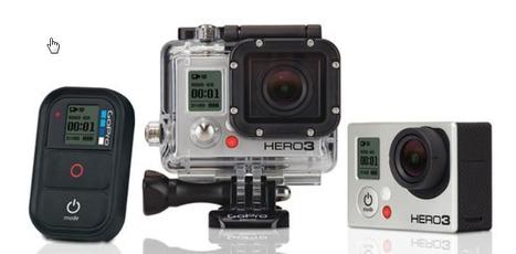 GoPro HD Hero 4 to have 4K UHD 30fps video recording   Snowboarding   Scoop.it