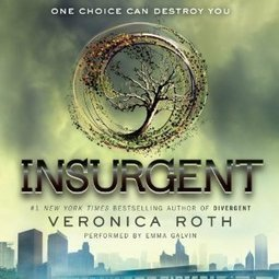 Insurgent: Divergent by Veronica Roth, Free AudioBook 2 | Books | Scoop.it