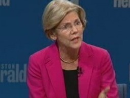 Elizabeth Warren Rolls as Scott Brown Falls Apart in Their Second Debate | Massachusetts Senate Race 2012 | Scoop.it