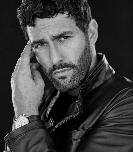NOAH MILLS for MASSIMO DUTTI F/W 2016 EVEINGWEAR COLLECTION | THEHUNKFORM.NET | Scoop.it