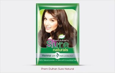Thing you Should Know About Chemical Free Hair Dye. | Henna Paste,Henna Cones Manufacturer Since 1930. | Scoop.it