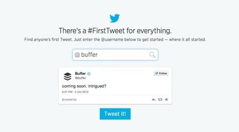 Analyzing Buffer's Very First Tweets: Social Media Tactics For a New Startup   MarTech : Маркетинговые технологии   Scoop.it