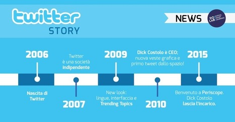 Dick Costolo si dimette: come cambierà la storia di Twitter?   Social Media War   Scoop.it