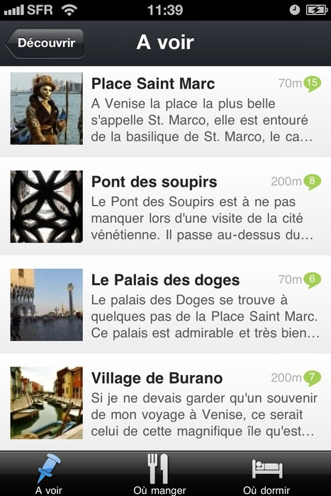 Découvrez l'application mobile MonNuage : N°1 voyages et photos sur iPhone | La revue de presse d'EntrepreNantes | Scoop.it
