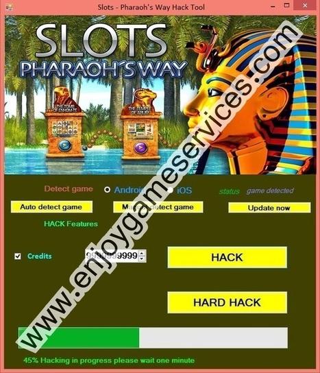 Slots - Pharaoh's Way Hack Tool | game enjoy | Scoop.it