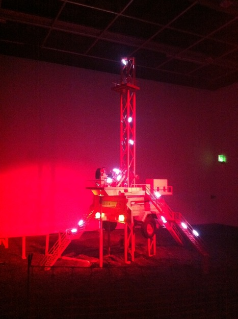 HeHe, Fracking Futures, The Arts Catalyst commission at FACT Liverpool | Art & Science | Scoop.it