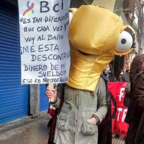PERU - Huelga en el Banco BCI | Sindicalismo en PERÚ | Scoop.it