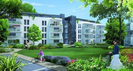 Nouveau programme immobilier neuf TERRASSE DES ARENES à Bayonne - 64100 | L'immobilier neuf sur Bayonne | Scoop.it