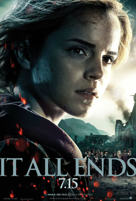 7 Feminist Take-Aways From the Final Harry Potter Movie : Ms Magazine Blog   Gender issues   Scoop.it