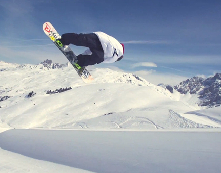 "Shred Bots: Torstein Horgmo loves ""La Baguette"" - Snowboard Magazine 