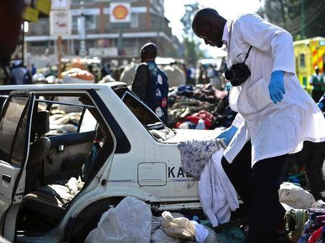 ONU cierra su complejo en Nairobi a visitantes ante amenaza terrorista | RPP NOTICIAS | Píldoras de realidad | Scoop.it
