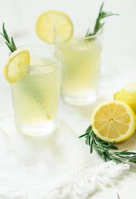 Rosemary Lemonade | Life, styled | Scoop.it