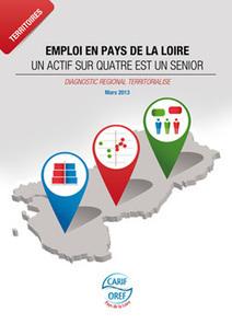 Carif-Oref > Un actif sur quatre est un senior dans les Pays de la Loire | Actu du Carif-Oref des Pays de la Loire | Scoop.it