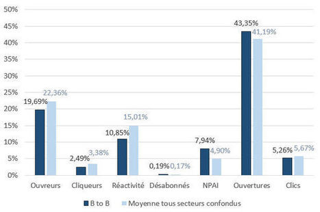 BtoB : un problème de délivrabilité qui persiste | SOLUTIONS MARKETING ET PME | Scoop.it