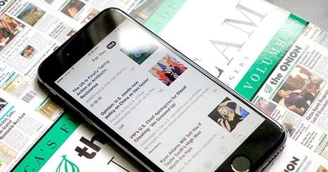 Apple doesn't know how many people are using its News app | iPhones and iThings | Scoop.it