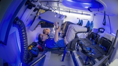 Boeing reveals future CST-100 commercial spacecraft Interior | The NewSpace Daily | Scoop.it
