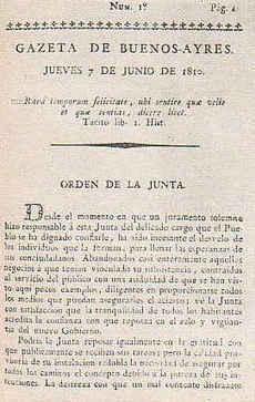 7 de junio: Día del Periodista | Bibliotecas Escolares Argentinas | Scoop.it
