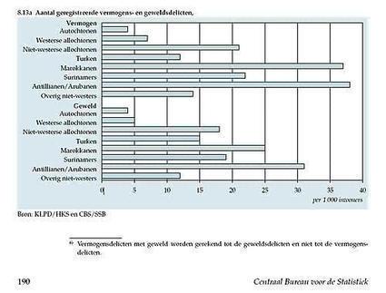 Criminaliteit laagst onder Turkse Nederlanders | LvHemertrechtsstaat | Scoop.it