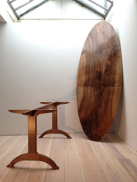 Furniture design by Erickson Aesthetics | Plastolux | Designed for Form and Function ....Chairs and Other Objects | Scoop.it