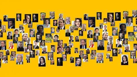 ENQUÊTE FRANCEINFO. Découvrez qui sont les 82 candidats déjà déclarés à l'élection présidentielle de 2017   Au hasard   Scoop.it
