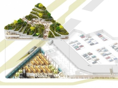 Designing a Better Supermarket | Vertical Farm - Food Factory | Scoop.it