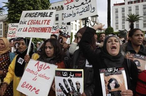 Morocco under fire over women rights bill | EuroMed gender equality news | Scoop.it