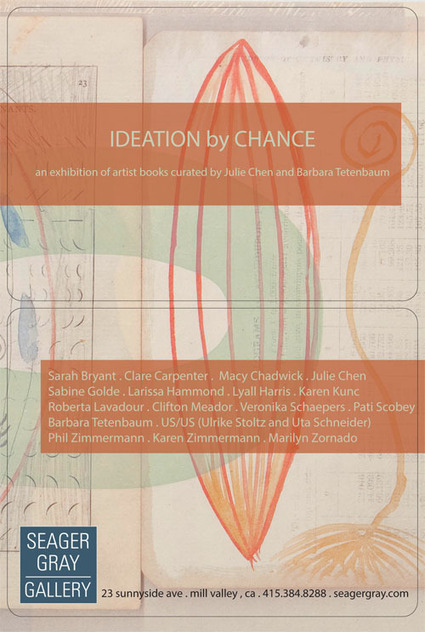 Ideation by Chance | artist books | Scoop.it