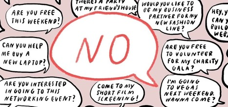 """How to Say """"No"""" Without Sounding Like a Jerk 