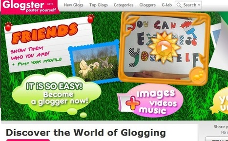 Groupes départementaux DSDEN36 - Logiciel pour créer des posters sonores en ligne (Gloster) | Images libres de droits, boite à outils | Scoop.it