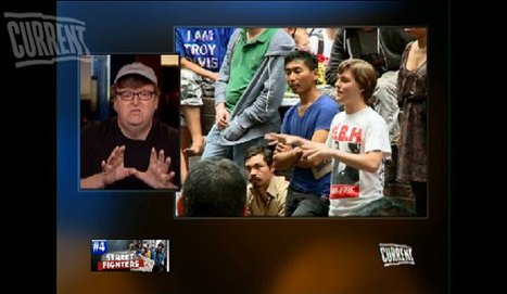 Welcome to MichaelMoore.com | #OccupyWallstreet | Scoop.it