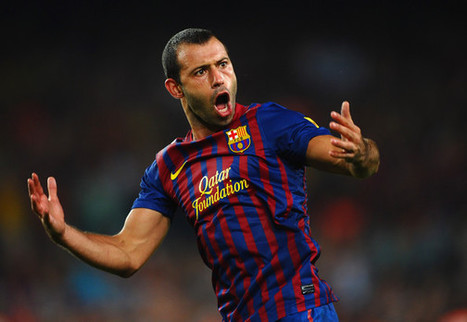 Barça: Mascherano parle de la fin d'un cycle | Football , actualites et buzz avec fasto-sport.com | Scoop.it