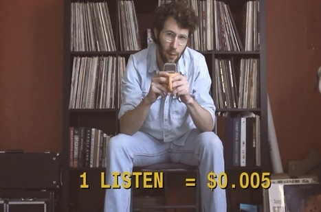 Inside Vulfpeck's Brilliant Spotify Stunt | The New Business of DIY Music | Scoop.it