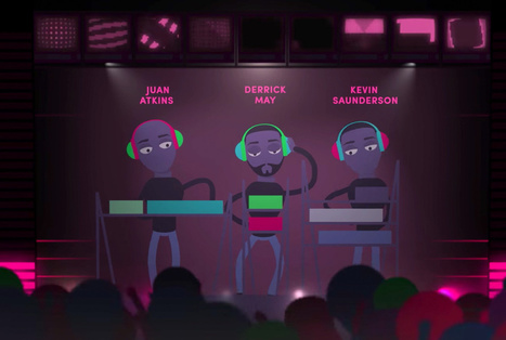 Cartoon Series Teaches Listeners About Their Favorite Music | MUSIC:ENTER | Scoop.it