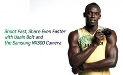 Usain Bolt & Samsung are partners in digital photography | DSLR video and Photography | Scoop.it