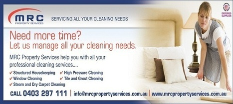 MRC Property Services Pty Ltd | MRC Property Services Pty Ltd | Scoop.it