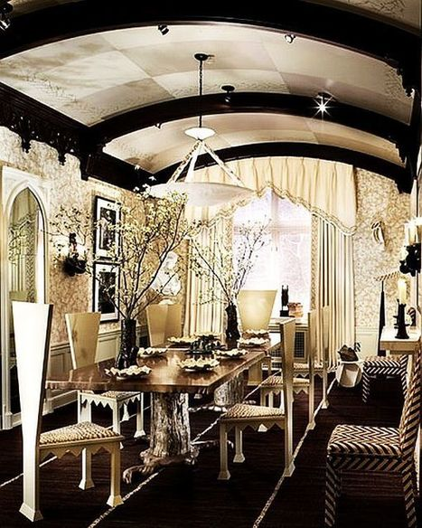 French Gothic Decorating Ideas | Interesting and Fascinating | Scoop.it