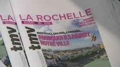 TMV: un nouvel hebdomadaire gratuit à La Rochelle - France 3 Poitou-Charentes | Poitou Charentes | Scoop.it