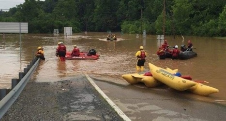 Death toll rises to 26 in W. #Virginia from major #flooding #climate | Messenger for mother Earth | Scoop.it