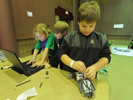 Robotics competition inspires modern world thinking | Arduino Focus | Scoop.it