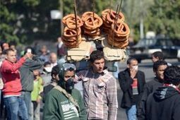 Egypt bread protests begin after rationing announced | Égypt-actus | Scoop.it